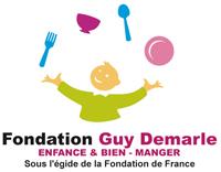 Fondation Guy Demarle - logo