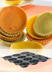 Empreintes-tartelettes