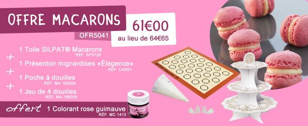 Offres-macarons