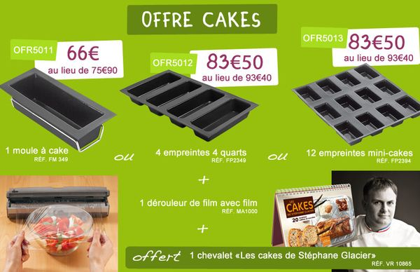 Offres-cakes