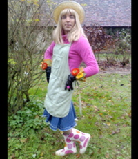Samantha_jardinage